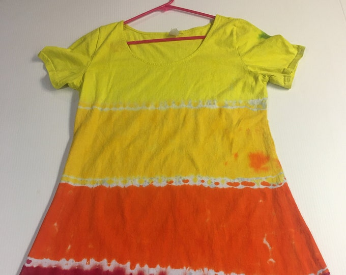 Tie Dyed Dress Large
