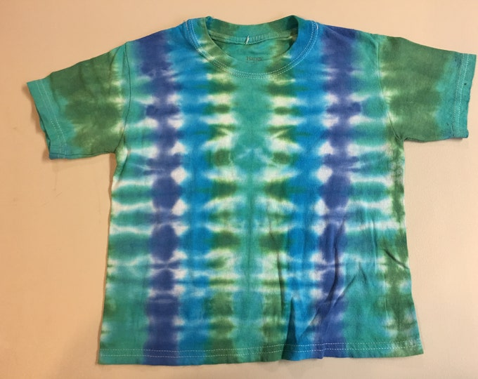 4T Tie Dyed T-shirt