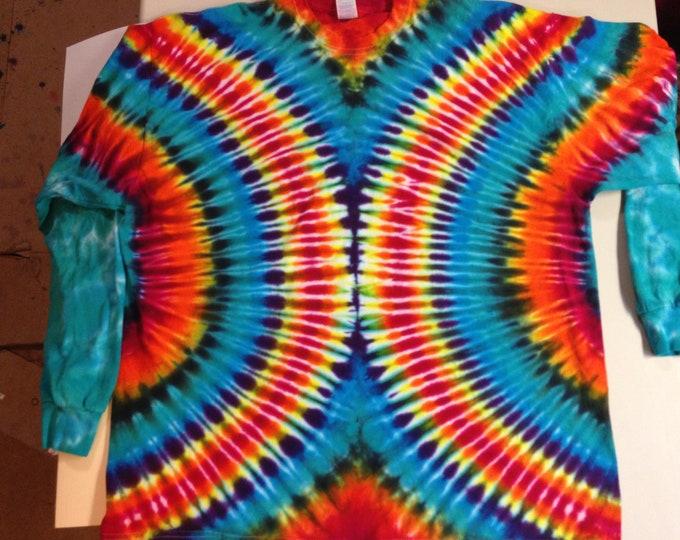 Tie Dye Long Sleeve XXL