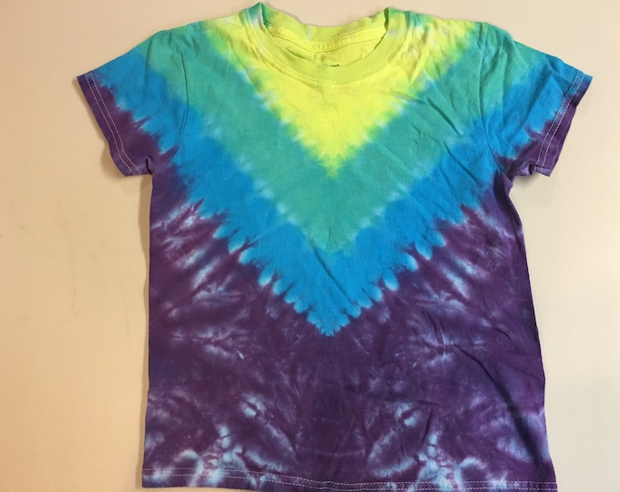 Kids Small Tie Dyed T-shirt