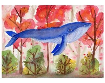 Whale spirit