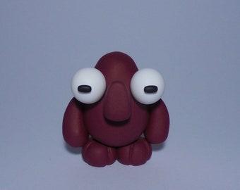 Reyo! Polymer Clay Figure