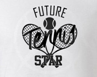 Future Tennis Star Youth Shirt