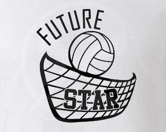 Future Volleyball Star Youth Shirt