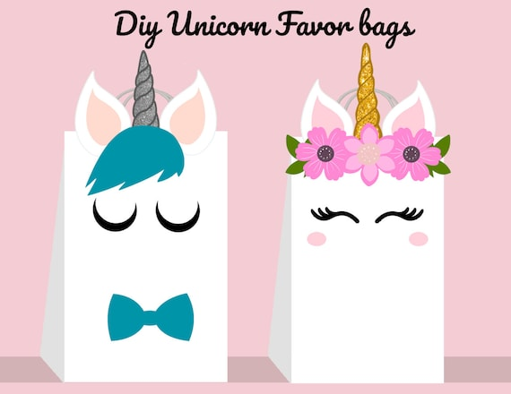 graphic about Unicorn Stencil Printable referred to as Unicorn Do it yourself Desire Bag Template, Unicorn Get together Baggage Printable, Unicorn Do it yourself Present Bag, Unicorn Birthday Printable, Electronic Information (Your self Print)