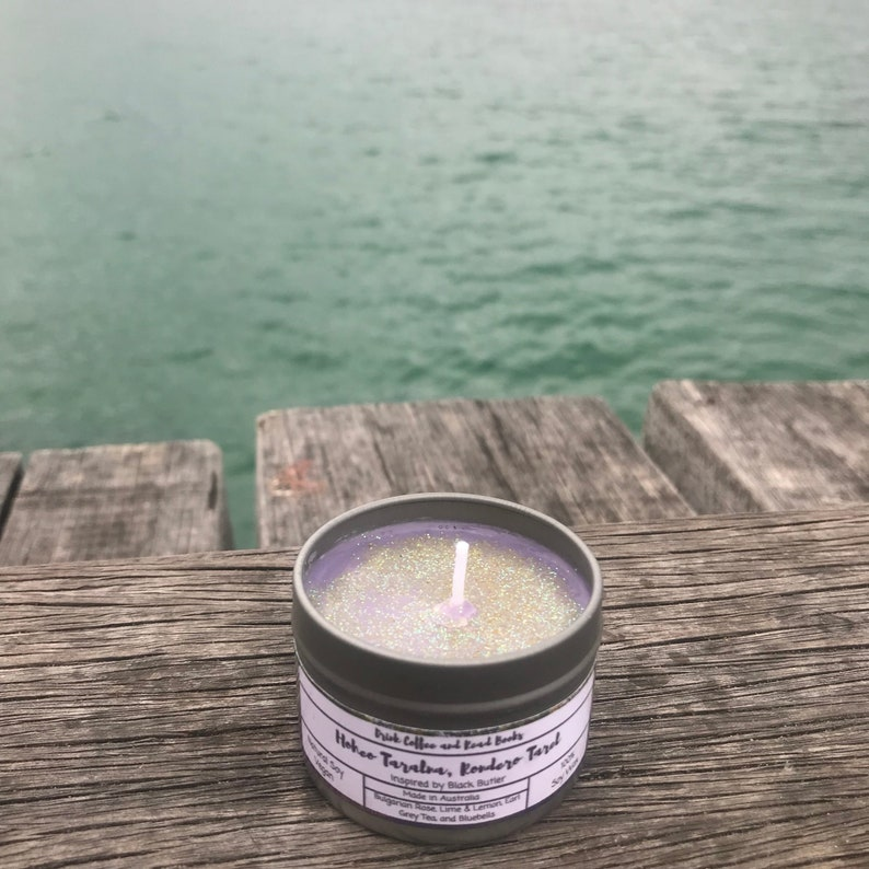 Black Butler Soy Candle - Inspired by Black Butler - Hoheo Taralna, Rondero  Tarel - Alois Trancy | Soy Wax | Vegan | Anime Soy candles