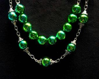 Mediterranean Layered Necklace