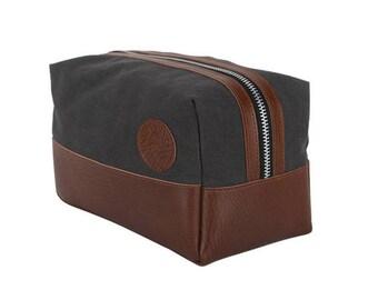 DOPP Bag or Men's DOPP kit - Amazing Groomsmen Gifts!