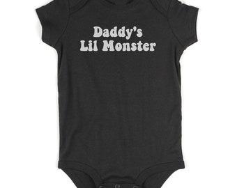 5cdd43038 Daddys lil monster baby