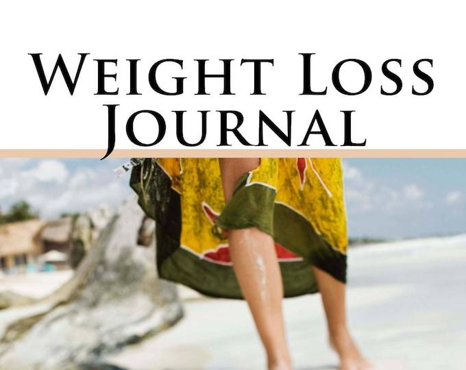 Weight Loss Journal, 90 Days