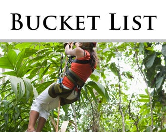 Bucket List, 50 items