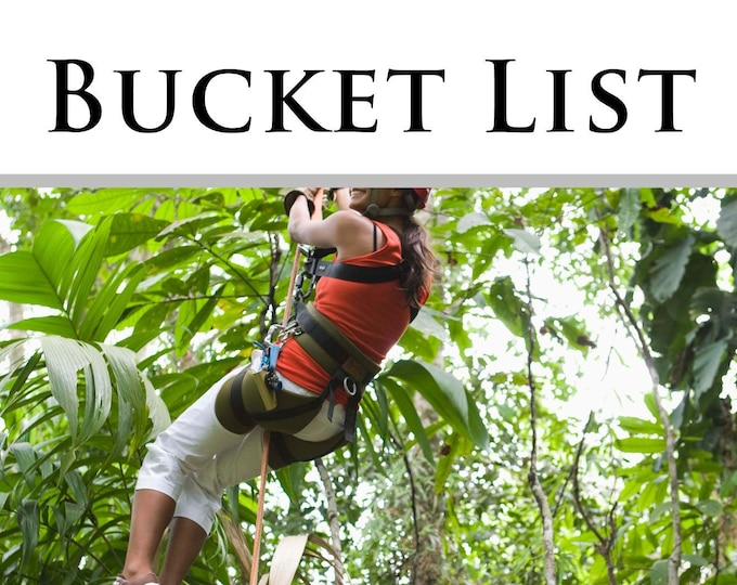 Bucket List, 50 items