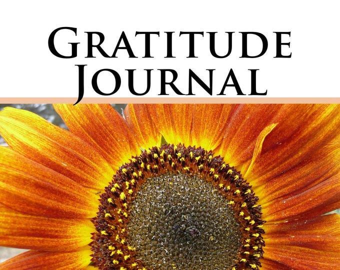 Gratitude Journal, guided