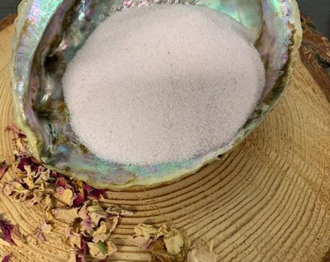 Crystal sand, 180 grams, 11 crystals to choose, Zen, pagan, meditation