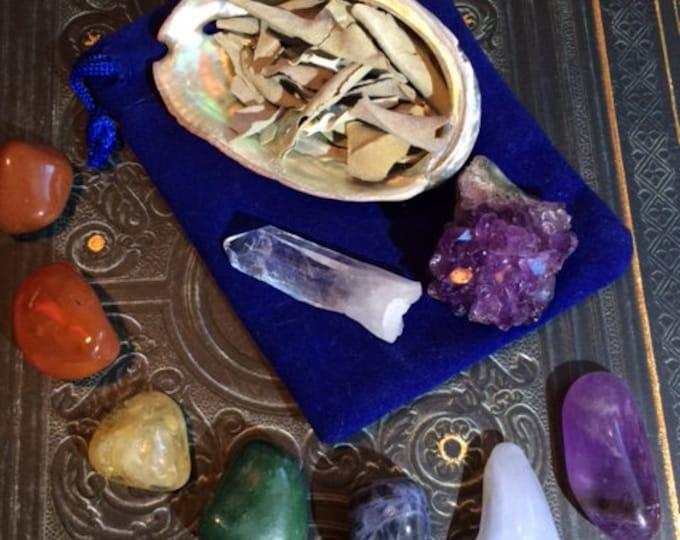 Healing, Chakra Kit
