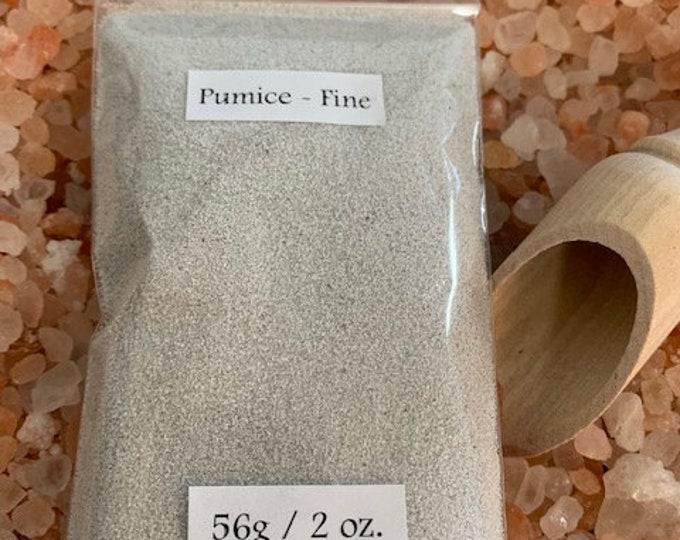 Fine Pumice, Natural, DIY, Soap, Cosmetics, Pure