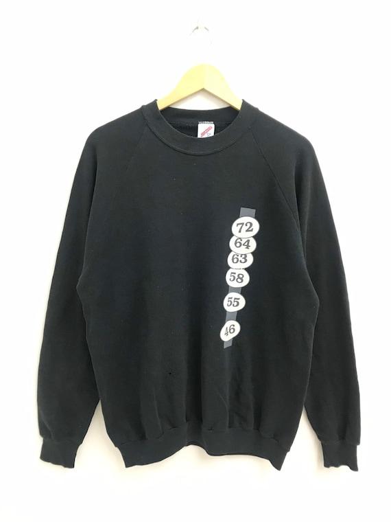 Vintage 90s Santa Cruz Snowboards Sweatshirt..Shor
