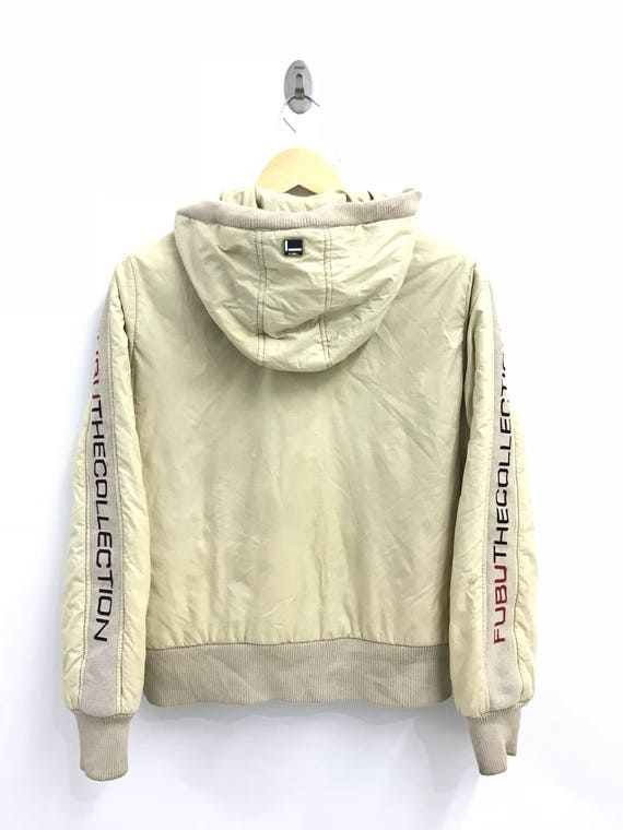 Vintage 90s Fubu The Collection Hoodie Jacket..Sp… - image 2