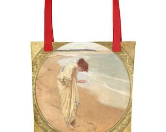 William Margetson, The sea hath its pearls - Tote bag