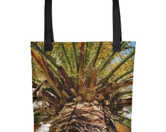 Oh! the Palm tree - Tote bag