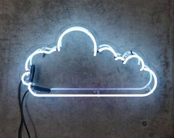 Cloud - White Neon Art (EU)