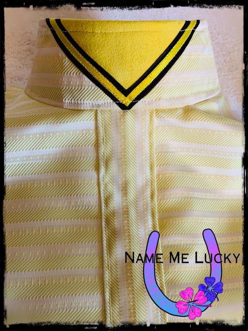 Yellow Hunt Dickie #213