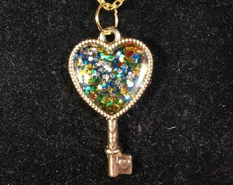 Your Love Is The Key!!
