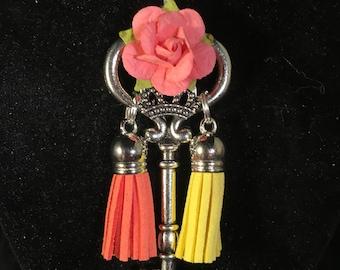 Rose Crown Key!