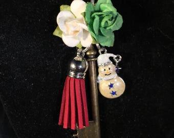 Snowy Christmas Key!!