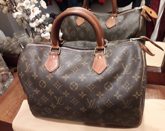 c9af8c1d3369 Louis Vuitton Speedy 30 vintage. Good condition