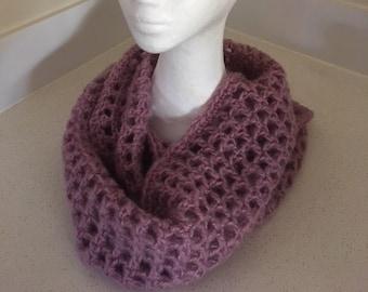 Crochet Pattern - Cowl