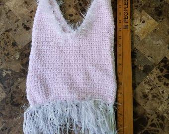 Crocheted Body Purse