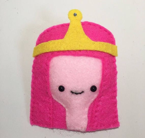 Princess Bubblegum Badge Pin Adventure Time BMO Beemo