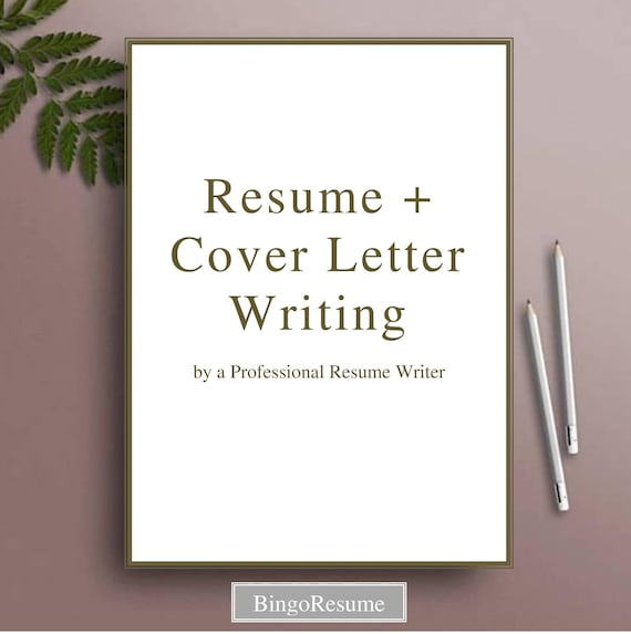 Professional Resume & Cover Letter Writing