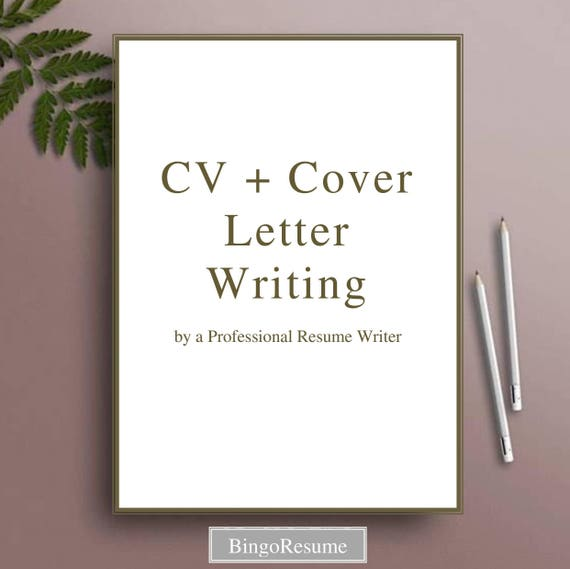 CV & Cover Letter Writing by a Professional Resume Writer