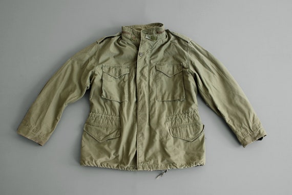 M65 Field Jacket - First Pattern - Medium Reg (38/