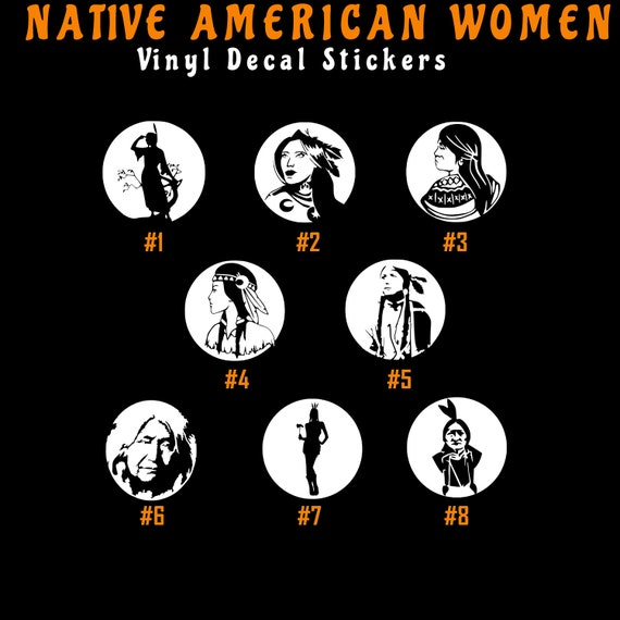 Dream catcher Native American Vinyl Decal Sticker  Car Wall Window Laptop