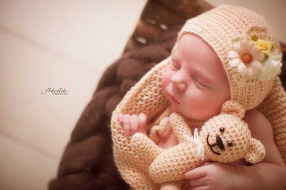 Newborn beanie from mohair newborn set baby beanie newborn beanie baby shoot photoshoot photoaccessory baby baby beanie