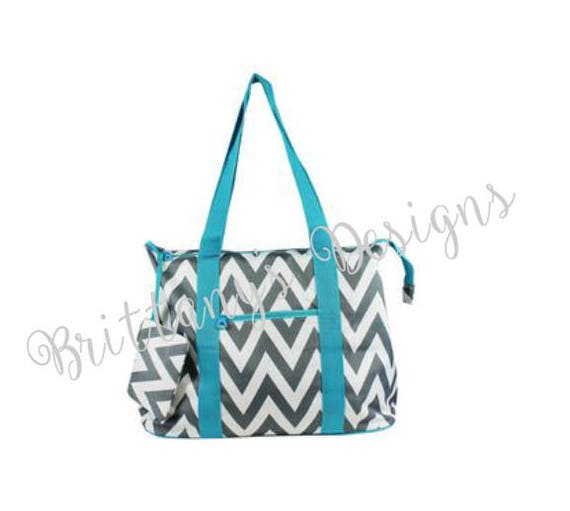 Extra Large Tote Bag Personalized Travel Bag Monogrammed  69f4b4f35bec8