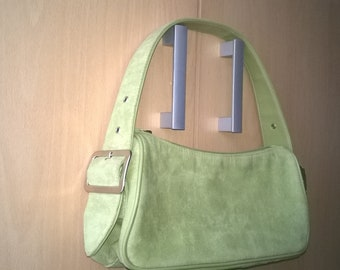 VINTAGE  handbags elegant green