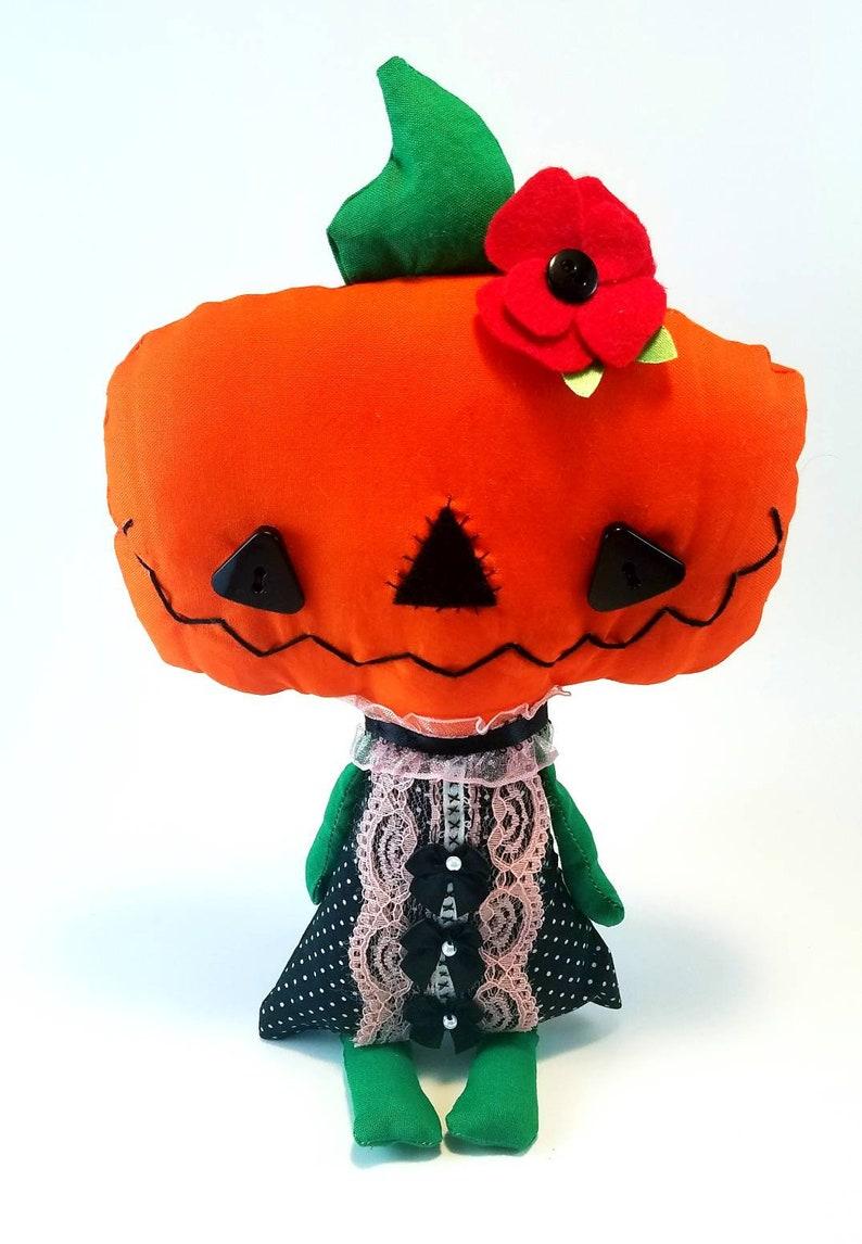 Poppy Pumpkin Ragdoll image 0