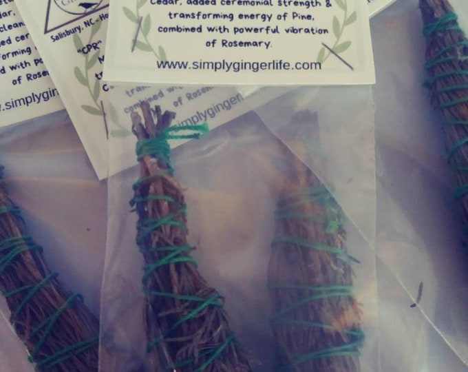 Smudge Sticks & herbs - SimplyGinger