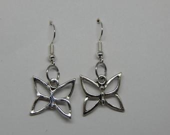 Fashion Jewelry - Earrings - Butterfly - Keys - Stars - Keys ECT