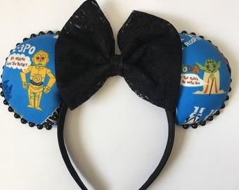 Star Wars Mouse Ears