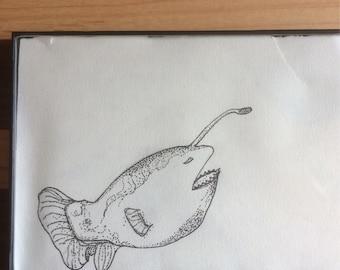 Finding Nemo AnglerFish