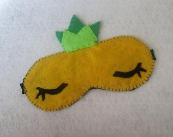 Pineapple Sleep Mask