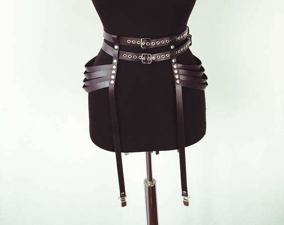 Handmade harness,Lingerie leather,Bdsm leather bra,Custom Harness bra,Strappy leather bra,Fetish harness women,Custom harness women,Mature