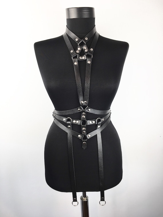 BDSM leash and Collar,Leather collar with leashes,BDSM collar,Collar rings bondage,Bdsm collars slave,Leather collars for women,Mature
