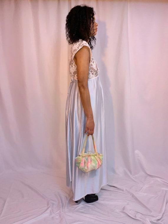 90's sheer mesh babydoll slip dress - image 7