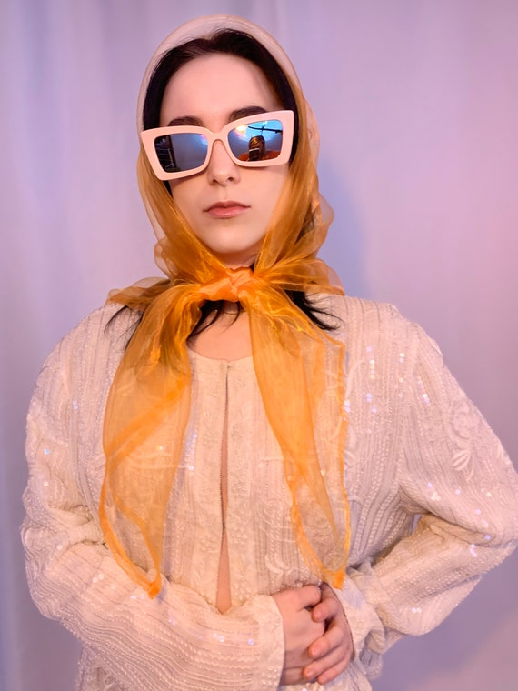 Silk beaded & sequin jacket - image 5